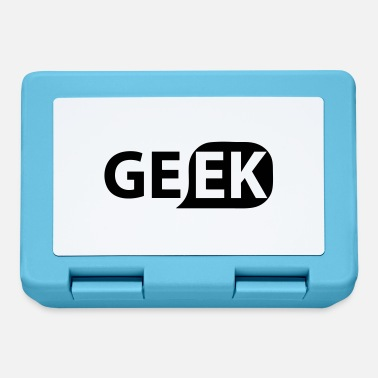 Geek Geek - Brotdose