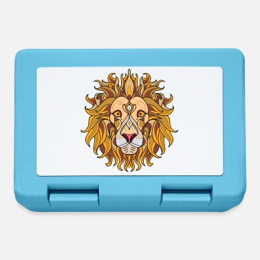 Lion by Babak Mobasheri - Lunchbox