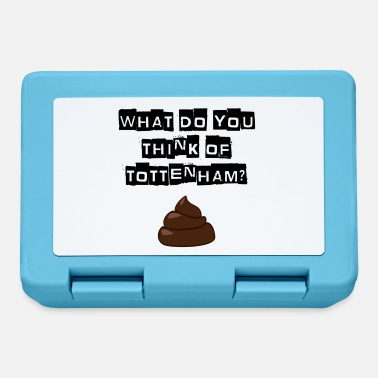 Arsenal - What do you think of Tottenham? T-shirt - Lunchbox