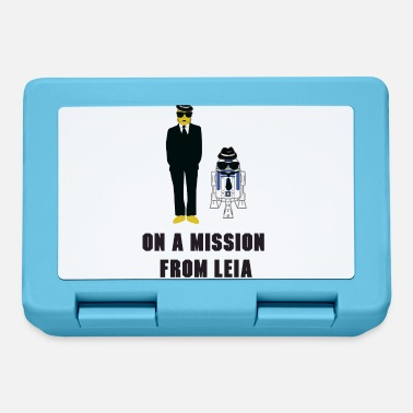 Mission On A Mission - Lunchbox