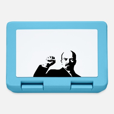 Stencil lenin stencil - Lunch box