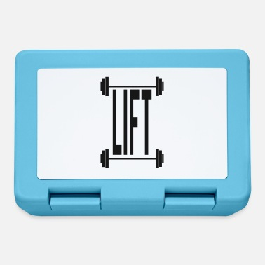 Lifting lift - Lunchbox