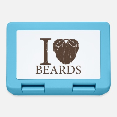 Cool Quote I love beards cool quotes - Lunchbox