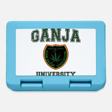 Rude Gal Ganja University - Lunchbox