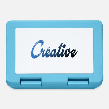 Creative creative - Lunchbox