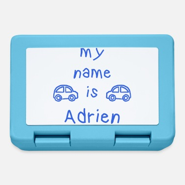 Adrien ADRIEN MY NAME IS - Lunch box