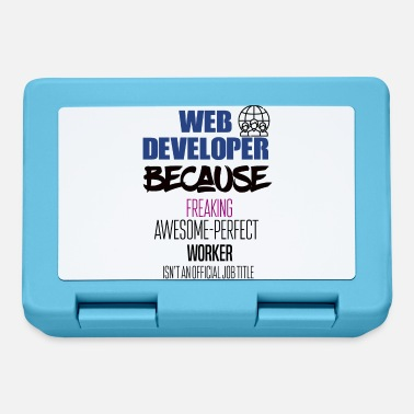 Web Web developer - Lunch box