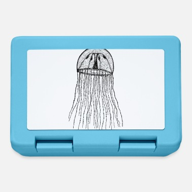 Illustration Jellyfish illustration - Lunchbox