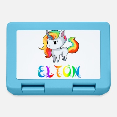 Elton Unicorn Elton - Lunchbox