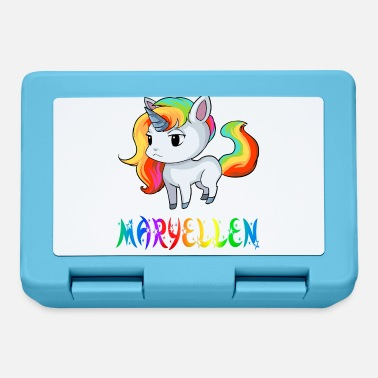 Ellen Unicorn Mary Ellen - Lunch box