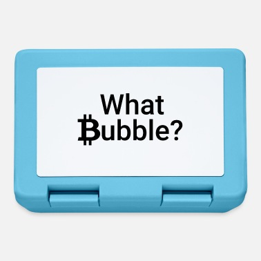 Bitcoin Bubble - Lunchbox