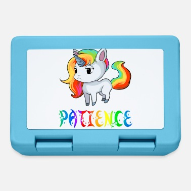 Patience Unicorn Patience - Lunchbox