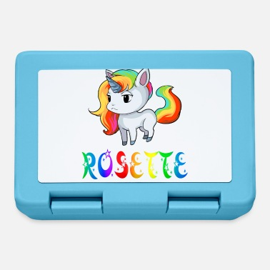 Rosette Unicorn rosette - Lunchbox