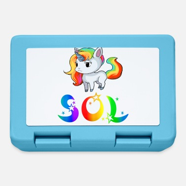 Sol Unicorn sol - Lunchbox