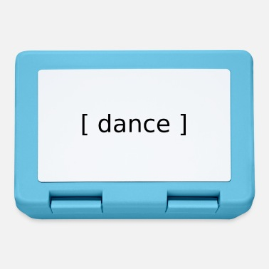 Dance Sport Dance Dance Dance Sport Hobby Sport Gift - Lunchbox