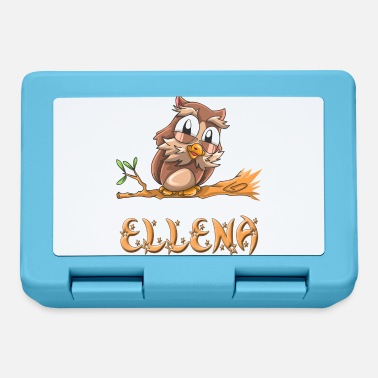 Ellen Owl Ellena - Lunch box