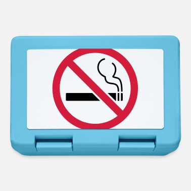 No Smoking No smoking No smoking - Lunchbox