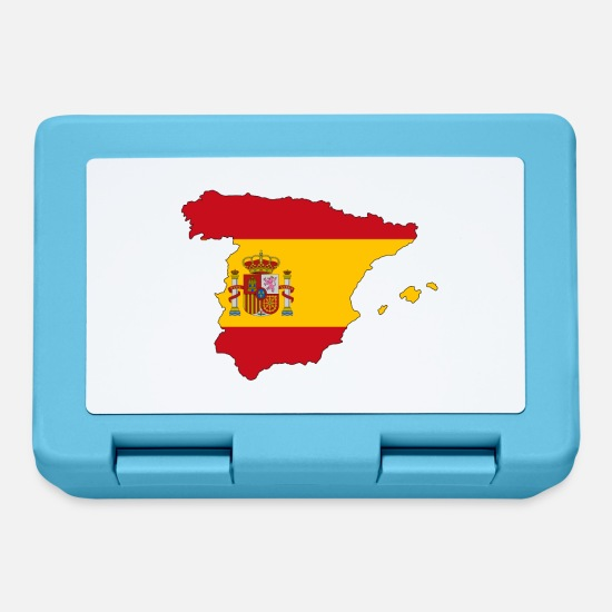 Country Lunchboxes - Spain - Spain - Country - Lunchbox sapphire blue
