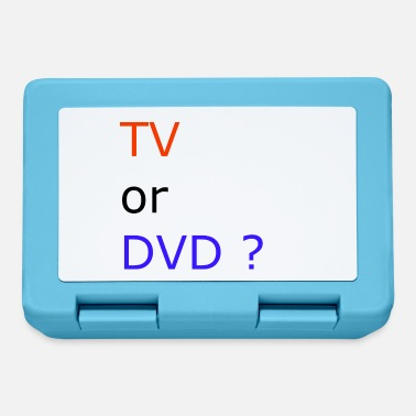Dvd TV or DVD - Brotdose