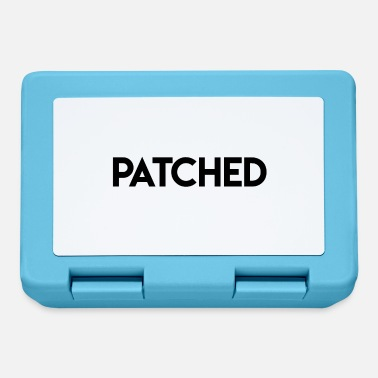 Patch patched - Lunchbox