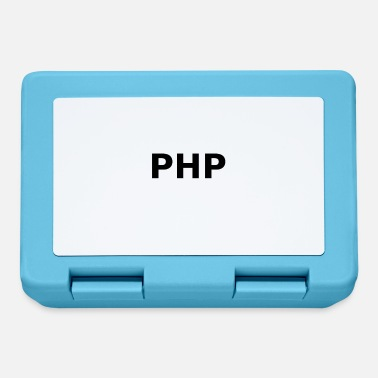 Php PHP for web designers - Lunchbox