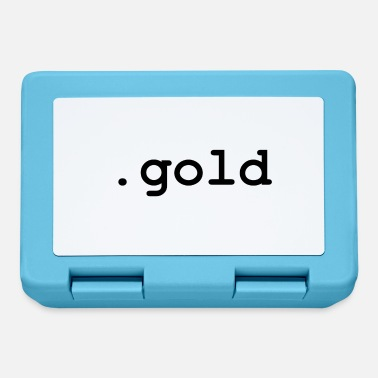 Gold .gold - Lunchbox