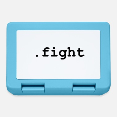 Fight .fight - Lunchbox