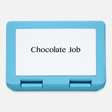 Chocolate job gift for chocolate lovers - Lunchbox