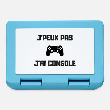 Console NON MI CONSOLE - Lunch box