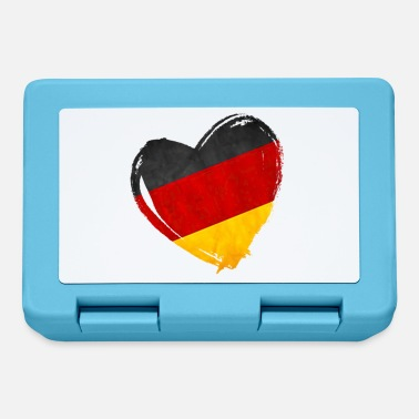 National Team A heart for the German national team - Lunchbox