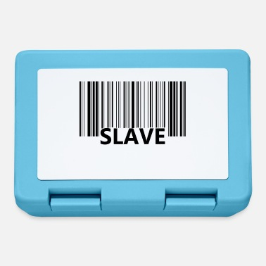 Slave Female Shopping slave materialism - Lunchbox