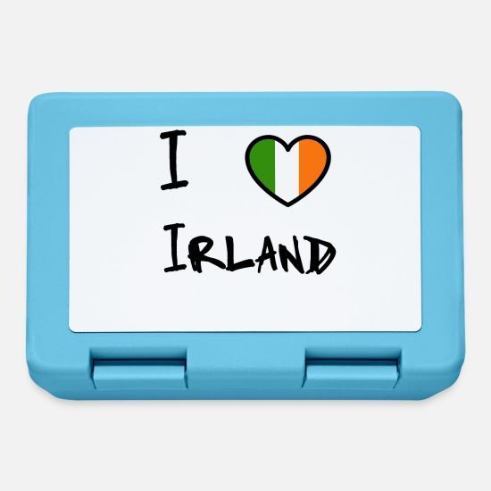 Travel Lunchboxes - Ireland - Lunchbox sapphire blue