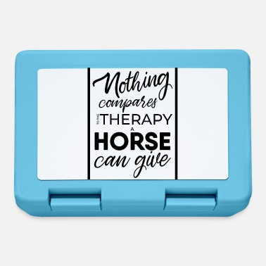 Riding School horse riding - Lunchbox