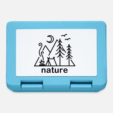 Nature nature nature - Lunchbox