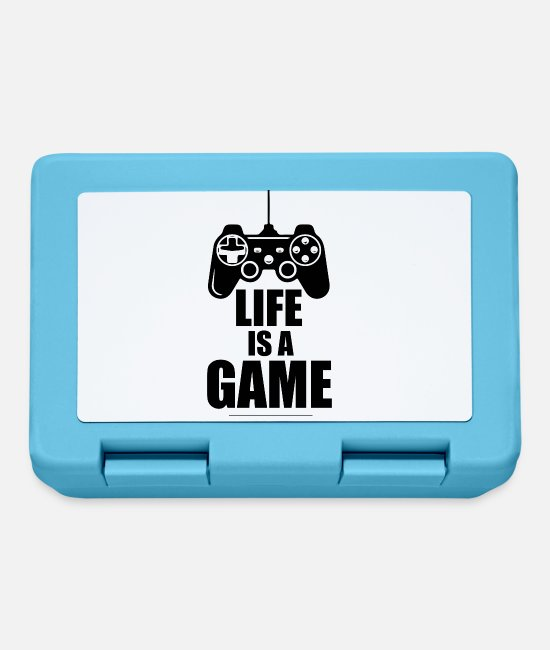 Play Lunchboxes - Game - Lunchbox sapphire blue