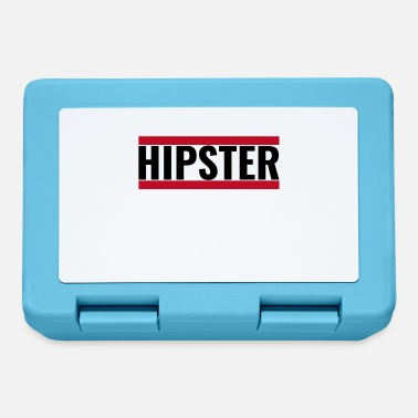 Hipster hipster - Lunchbox