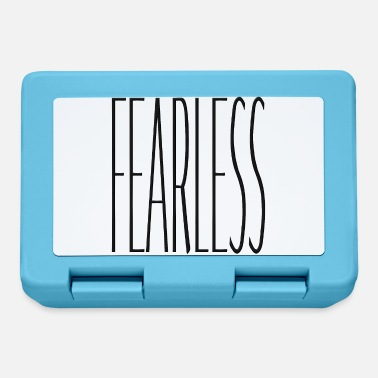 Fearless Fearless Fearless Fitness Motivation Training - Lunchbox
