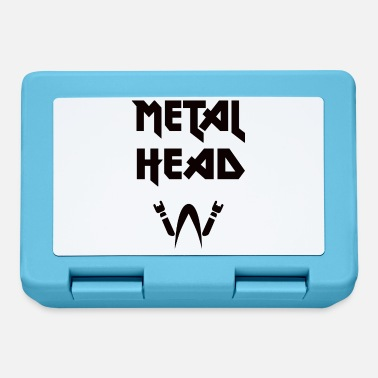 Headbanger Metal Head - Heavy Metal - Headbanger - Brotdose