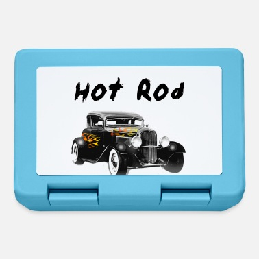 Hot Rod Hot Rod - Lunchbox