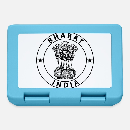 India Lunchboxes - India - Lunchbox sapphire blue