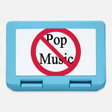 Pop Music fuck pop music - Brotdose