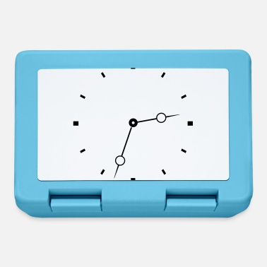 Analogue Dial of a clock - Lunchbox