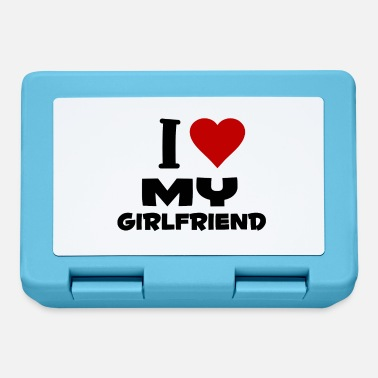 I Love My Girlfriend i love my girlfriend - Lunchbox