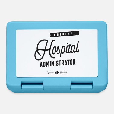 Hospitals Hospital Administrator - Lunchbox