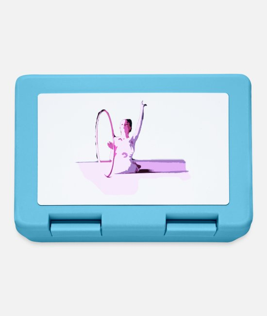 Standard Lunchboxes - dance - Lunchbox sapphire blue