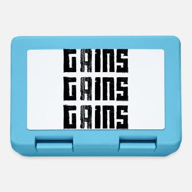 Gain gains gains gains - Brotdose