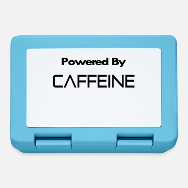 Countrymusic Powered by caffeine - Lunchbox