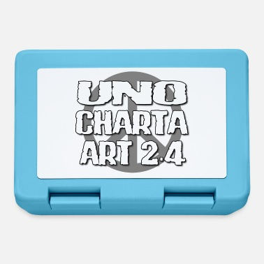 Guerra Uno Charter # 3 - Lunch box