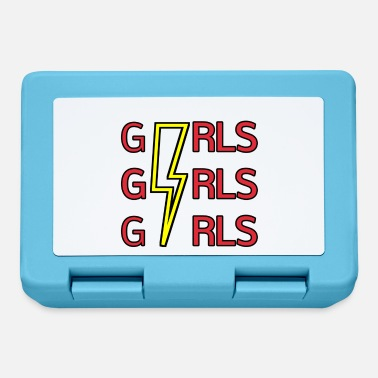 Girls Girls Girls Girls - Lunchbox