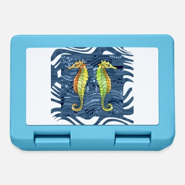 Sea Horse Sea horses - Lunchbox